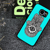 evil eye hamsa Samsung Galaxy S6 Edge Plus Case|iPhonefy
