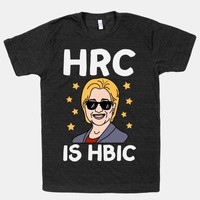 HRC Is HBIC