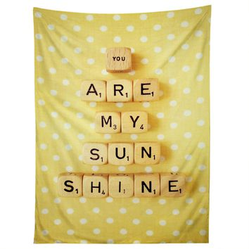 Happee Monkee You Are My Sunshine Tapestry