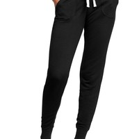 Women's Terry-Fleece Skinny Sweatpants