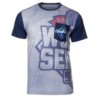Kansas City Royals 2015 World Series Champions T Shirt Mens Sizes S-XXL