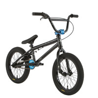 Haro 116 Gloss Black Bmx Bike 16""