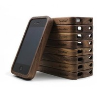 Amazon.com: Vintage Walnut Wood Iphone4/4s Case: Cell Phones & Accessories