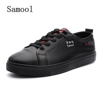 Brand Size Fashion Handmade Brand Genuine leather men Flats Soft leather men Male Moccasins  High Quality Comfortable Men Shoes