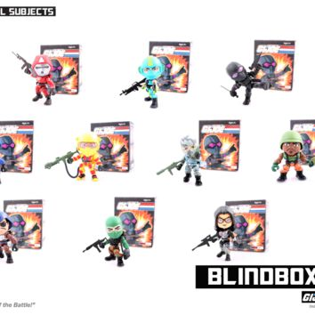 GI Joe Series 2 Blind Box Action Vinyls Mystery Figure by The Loyal Subjects