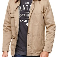 Matix The Yard Jacket - Mens Jacket - Tan