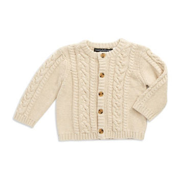 Wendy Bellissimo Cable Knit Cardigan