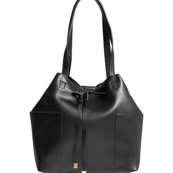 Sole Society Jocelynn Faux Leather Bucket Bag | Nordstrom