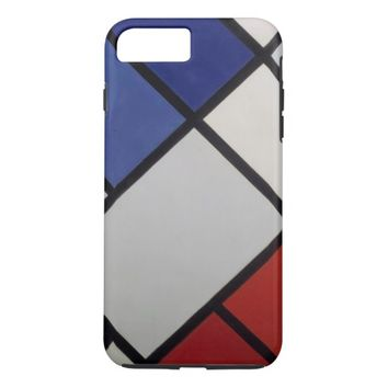 Multicolored iPhone 8 Plus/7 Plus Case