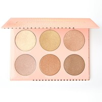 In-nude-endo Pressed Powder Highlighter Palette – ColourPop