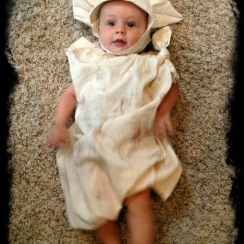 Harry Potter Infant Dobby Costume 4-12 months