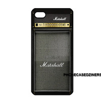 iPhone 4s case iPhone 4 case iPhone 5s case iPhone 5c case Iphone 5 case marshall guitar amplifier guitar Bass Rock cell phone case cover