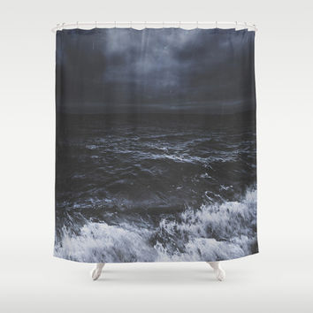 Lost in the sea Shower Curtain by HappyMelvin | Society6