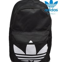 ADIDAS ORIGINALSCLASSIC TREFOIL BACKPACK - BLACK