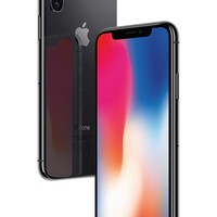 Space Grey iPhone X 64GB by Apple