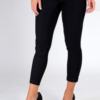 Women Jeans Junior Hyperstretch Flood