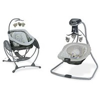 Oasis™ Swing featuring Soothe Surround™ Technology | gracobaby.com