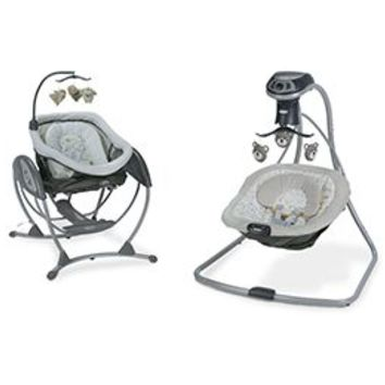 Oasis™ Swing featuring Soothe Surround™ Technology   gracobaby.com