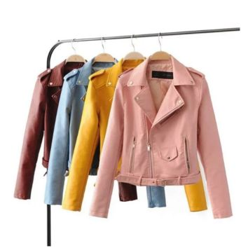 Women's Fall New Jackets Thin Jackets top