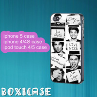 ONE DIRECTION---iphone 4 case,iphone 5 case,ipod touch 4 case,ipod touch 5 case,in plastic,silicone,cute iphone 5 case,cool iphone 5 case.