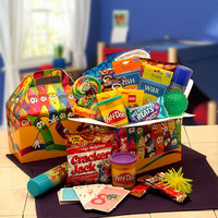 Kids Just Wanna Have Fun Care Gift Box