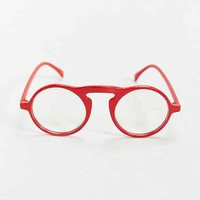 Round Brow Readers- Red One