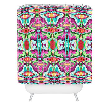 Ingrid Padilla Cheri Shower Curtain