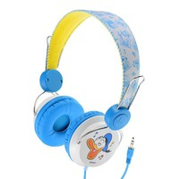 Stereo Headphone Donald Duck Birthday 2018 Disney Store Japan - VeryGoods.JP