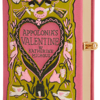 Olympia Le-Tan - Appolonia's Valentine embroidered clutch