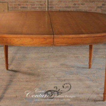 Vintage Bassett Dining Table ~ no. 14359