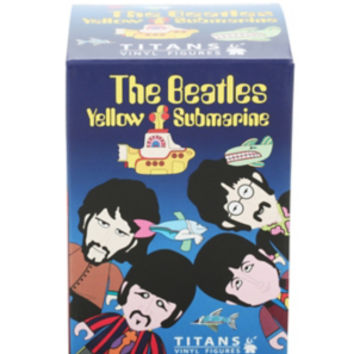 The Beatles Yellow Submarine Titans Blind Box Vinyl Figure