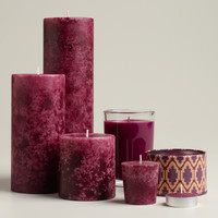 Moroccan Spice Candle Collection