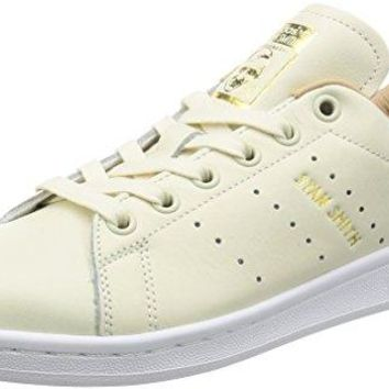 Adidas Womens Stan Smith W Leather Trainers 7ecce13f1