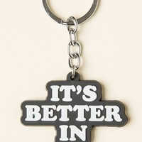 IT'S BETTER IN L.A. KEYCHAIN