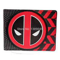 Marvel Comics DEADPOOL Print Bi-Fold WALLET