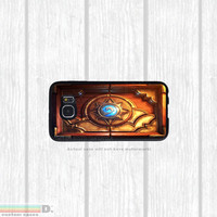 Hearthstone Box, Custom Phone Case for Galaxy S4, S5, S6