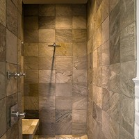 Master Bathroom Ideas / Walk-in shower