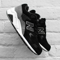 New Balance 580 - Black - MT580MBK | FUSShop