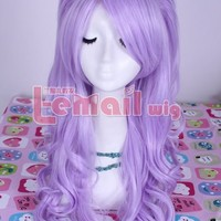 Vampiress 70cm Long Curly Wavy Hair Party Cosplay Wigs+Wig Cap
