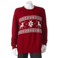 Dockers Classic-Fit Holiday Sweater