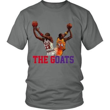 kobe tribute the goats shirt  number 2