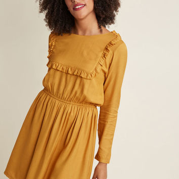 Compania Fantastica Be the Brio A-Line Dress