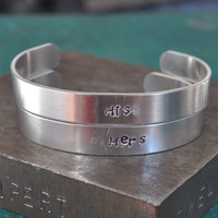 Couples Matching Bracelets - His and Hers, Hers and Hers, His and His