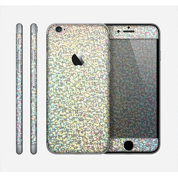 The Colorful Confetti Glitter copy Skin for the Apple iPhone 6