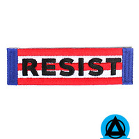 RESIST Patch - Red, White, & Blue