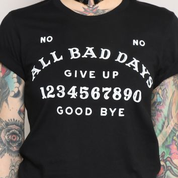 Ouija Unisex Tee - Tops - Clothes at Gypsy Warrior