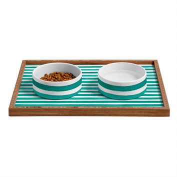 Rebecca Allen A Classic Pet Bowl and Tray