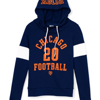Chicago Bears Funnel-Neck Pullover