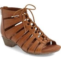 Rockport Cobb Hill 'Gabby' Lace-Up Sandal (Women)   Nordstrom