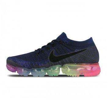 DCCK6H0 Nike Lab Air Vapormax Flyknit Be True Gay Rainbow Pride LGBTQ 883275-400 US Size 13